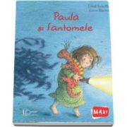 Paula si fantomele - Lieve Baeten