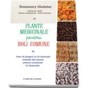 Plante medicinale pentru boli comune - Cum sa prepari si sa folosesti remedii din plante pentru tratament la domiciliu (Rosemary Gladstar)