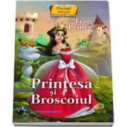 Printesa si broscoiul - Colectia Povesti bilingve (Engleza-Romana)
