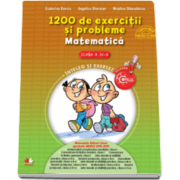 1200 de exercitii si probleme de Matematica, pentru clasa a IV-a (Angelica Gherman)