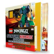 Aventura Ninjago - 50 de modele de construit cu piesele tale lego