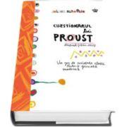 Chestionarul lui Proust - Un joc de societate clasic intr-o pirueta moderna (Joanna Neborsky)
