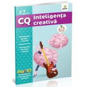 CQ - Inteligenta creativa - Inteligenta spatial-vizuala. Inteligenta muzical-ritmica. Varsta recomandata 2 ani