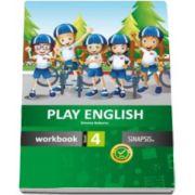 Simona Buburuz - Curs de limba engleza Play English - English for beginners Level 4