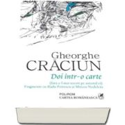 Doi intr-o carte. Fara a-l mai socoti pe autorul ei - Fragmente cu Radu Petrescu si Mircea Nedelciu (Gheorghe Craciun)
