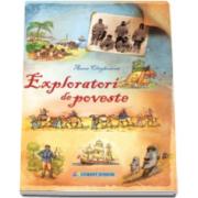 Exploratori de poveste (Anna Claybourne)