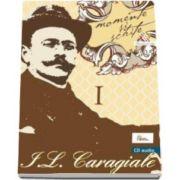 Ion Luca Caragiale, Momente si schite - (CD Audio)