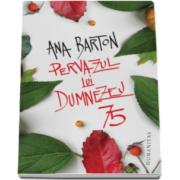 Pervazul lui Dumnezeu (Ana Barton)