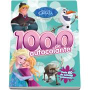 Disney - Regatul de gheata. 1000 de autocolante - Peste 60 de activitati antrenante