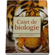 Caiet de biologie pentru clasa a VI-a (Rodica Sandu)
