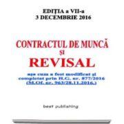 Contractul de munca si revisal