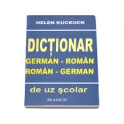 Dictionar German - Roman, Roman - German de uz scolar