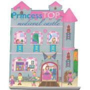 Medieval castle - Princess TOP (roz)