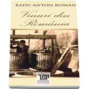 Radu Anton Roman, Vinuri din Romania