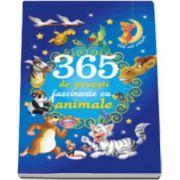 365 de povesti fascinante cu animale - Editie ilustrata