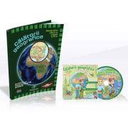 Calatorii geografice - Geografie pentru clasa a IV-a- Contine un CD cu soft educational