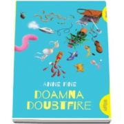 Anne Fine - Doamna Doubtfire - Colectia Classic Yellow