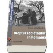 Daniel Mihail Sandru, Dreptul societatilor in Romania. Manual elementar - Editia a III-a