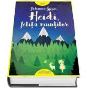 Johanna Spyri - Heidi, fetita muntilor (Colectia Classic Yellow)