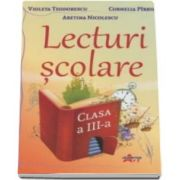 Lecturi scolare pentru clasa a III-a (Cornelia Pirjol)