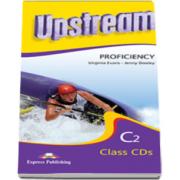 Virginia Evans - Upstream Proficiency C2 Class CDs. Curs pentru limba engleza, Audio CD la manualul elevului (set de 6 CD-uri) revizuit