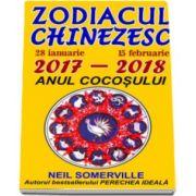 Neil Somerville, Zodiacul Chinezesc 2017 - 2018. Anul cocosului