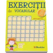 Exercitii de vocabular pentru clasele a II-a, a III-a, a IV-a. Jocuri hazlii, ghicitori, rebusuri (Petcu Abdulea)