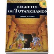 Maria Maneru, Secretul lui Tutankhamon (Colectia, clubul detectivilor)