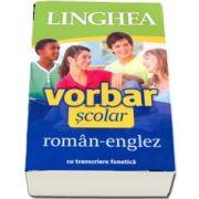 Vorbar Scolar Roman-Englez cu transcriere fonetica
