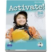 Activate! B2 Workbook with Key, Multi-Rom Pack with iTests