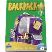 Backpack Gold 2 Students Book - CD-ROM Included