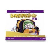 Mario Herrera, Backpack Gold 5 class audio CD