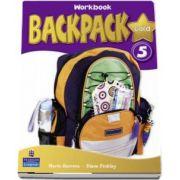 Backpack Gold 5 Workbook (Mario Herrera)