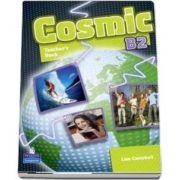 Beddall Fiona, Cosmic B2 Greece Teachers Book and Active Teach Pack