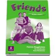 Liz Kilbey, Curs de limba engleza Friends 2 (Global) Teachers Book
