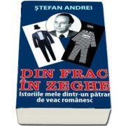 Stefan Andrei - Din frac in zeghe. Istoriile mele dintr-un patrar de veac romanesc