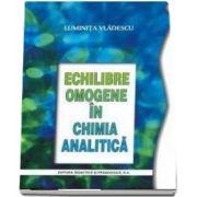Luminita Vladescu, Echilibre omogene in chimia analitica, editia a 2-a