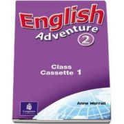 English Adventure Level 2 Class Cassette 1-2 (Anne Worrall)