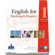Rosemary Richey, English for Banking and Finance 1- Vocational English Coursebook with CD-ROM