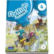 Perrett Jeanne, Fly High Level 4 Pupils Book