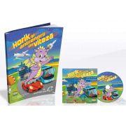 Horik si antrenorii de viteza - Grupa mijlocie si grupa mare (Contine CD cu soft educational)