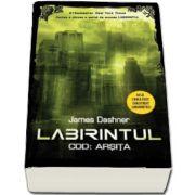 James Dashner, Labirintul. Cod - Arsita. Volumul al V-lea