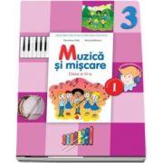 Florentina Chifu, Muzica si miscare. Manual pentru clasa a III-a, Semestrul I - Contine CD cu editia digitala
