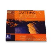 Sarah Cunningham, New Cutting Edge Intermediate level Class CD 1-3 (New Edition)