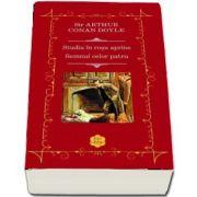Conan Doyle, Studiul in rosu aprins. Semnul celor patru