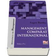 Eugen Burdus, Management comparat international. Editia a V-a