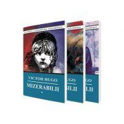 Victor Hugo, Mizerabilii - Trei volume