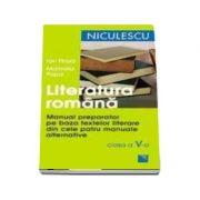Literatura romana. Manual preparator pentru clasa a V-a