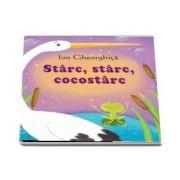 Starc, starc cocostarc - Pliant cartonat cu imagini color (Varsta recomandata: 1-3 ani)