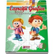 Exercitii grafice - Pentru prescolari si scolari mici (caiet)